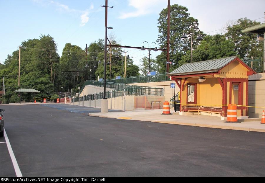 Yardley station